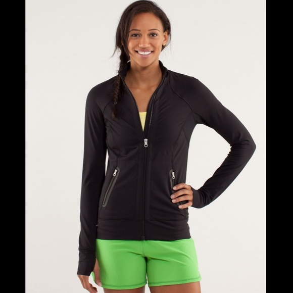 Lululemon Run Beach Runner Jacket Black